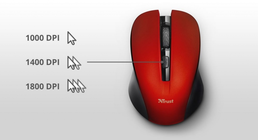 Mydo Silent Click Wireless Mouse