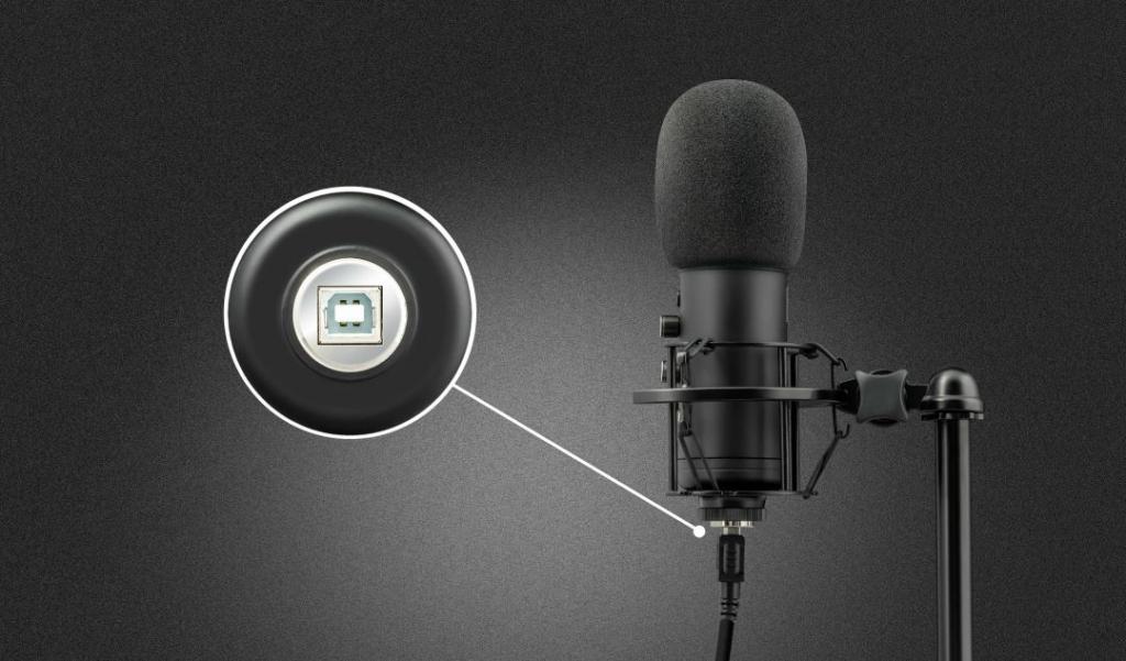 Mikrofon TRUST GXT 256