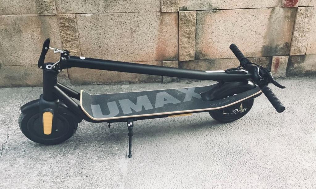 Elektrická koloběžka Umax City Racer 35