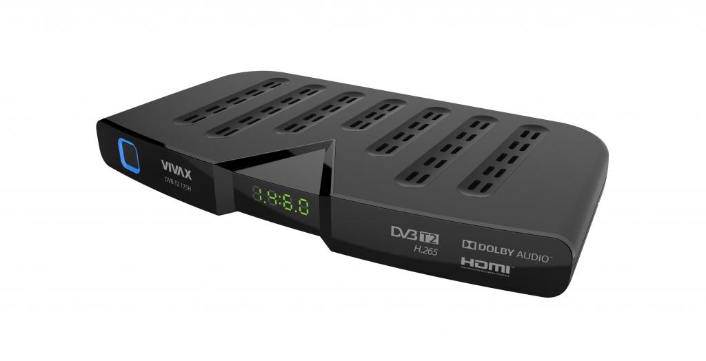 DVB-T2 set-top-box VIVAX IMAGO