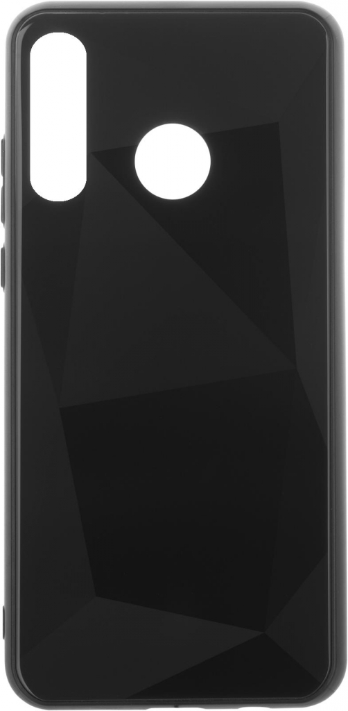 Čierny obal na mobil Huawei P30 Lite