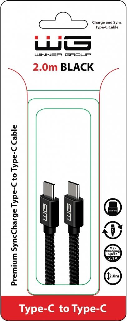 Kábel USB C na USB C
