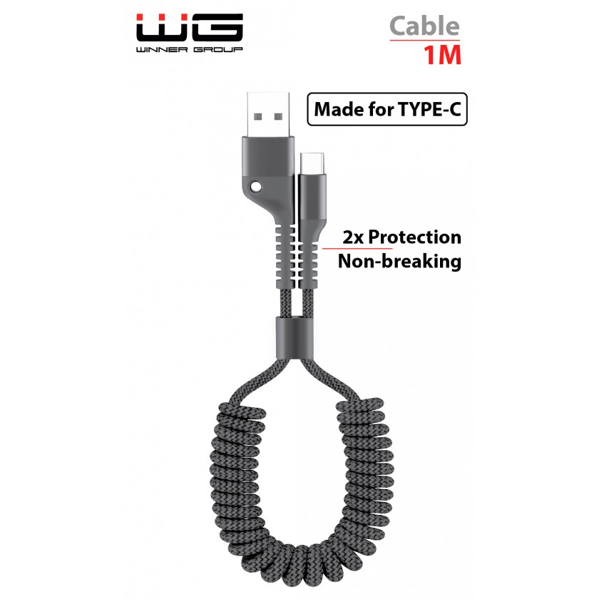 Datový kabel kroucený Type C