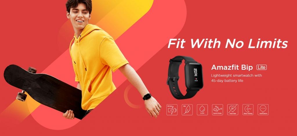 Xiaomi Amazfit Bip Lite