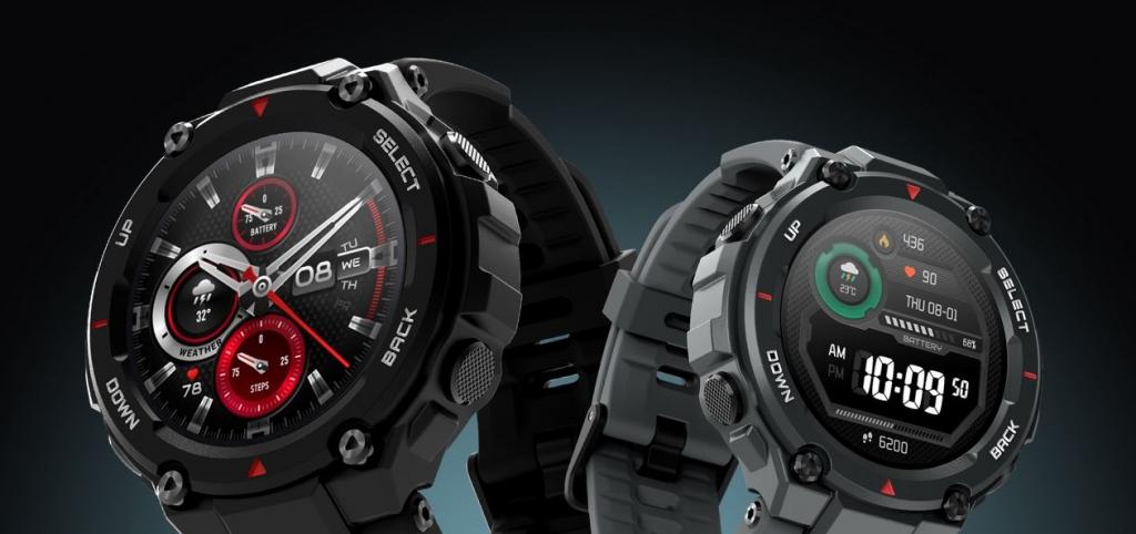 Chytré hodinky Xiaomi Amazfit T-Rex