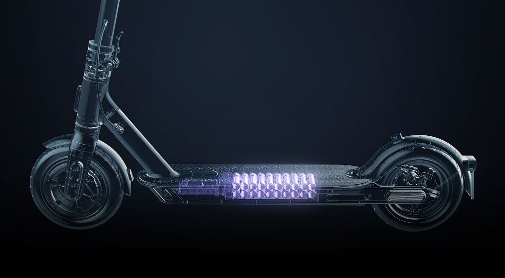 Elektrokoloběžka Xiaomi Scooter Essential