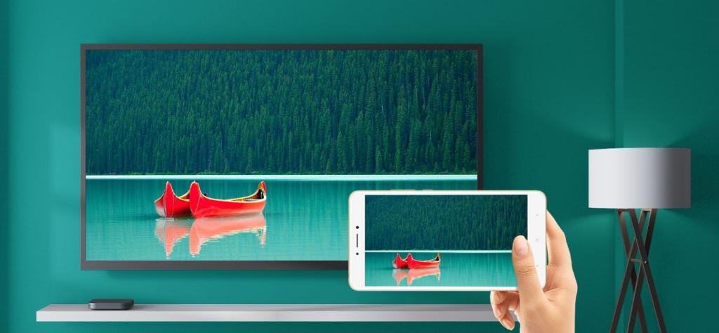 Zrkadlenie obsahu smartfónu na televízore pomocou Google Chromecast