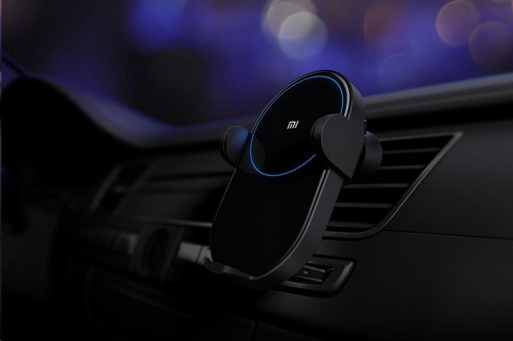 Bezdrôtová nabíjačka do auta Xiaomi Mi 20W Wireless Car