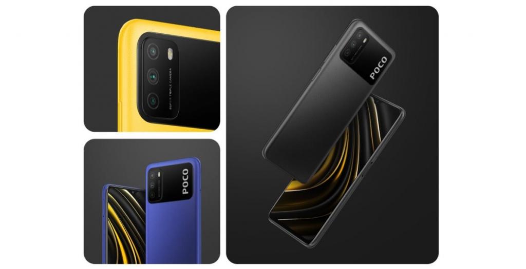 Mobilní telefon Xiaomi POCO M3
