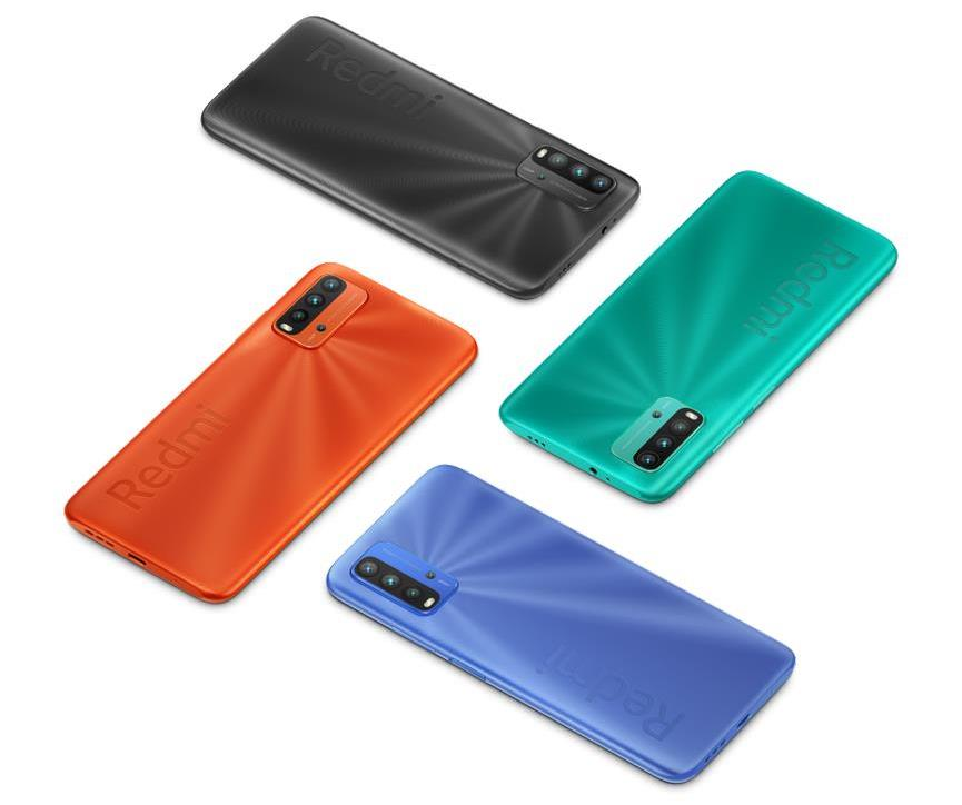 Mobilný telefón Xiaomi Redmi 9T