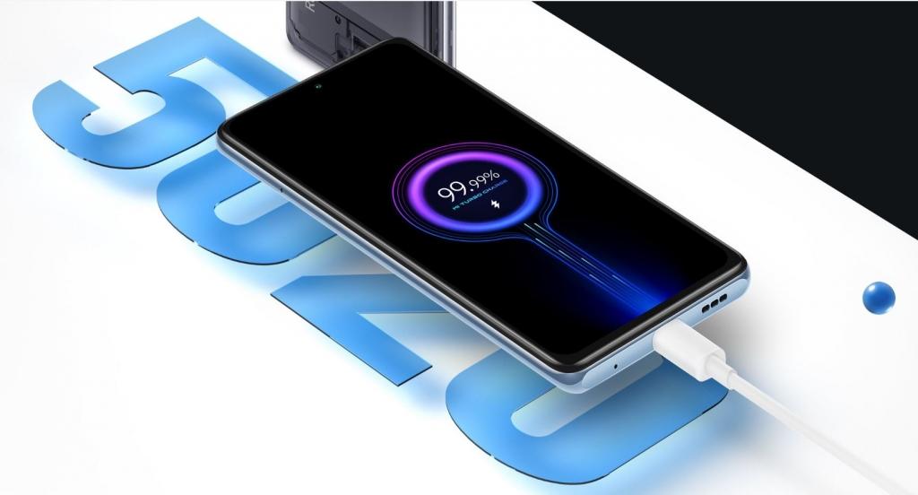 Mobilní telefon Xiaomi Redmi Note 10 Pro