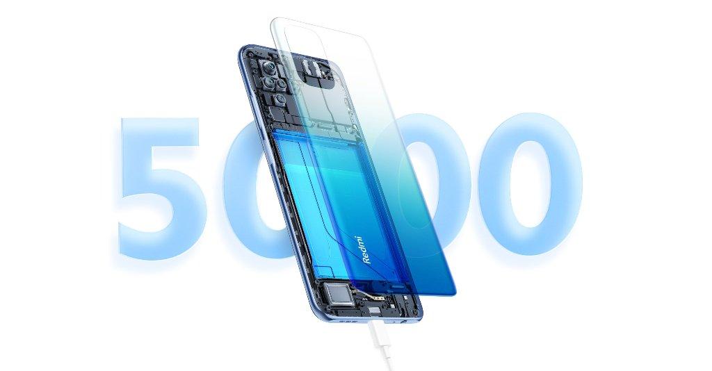 Mobilný telefón Xiaomi Redmi Note 10S