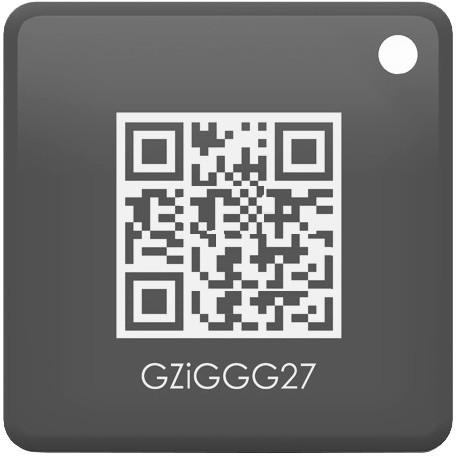 iGET SECURITY M3P22 RFID klíč ke klávesnici