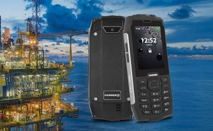 Odolný tlačidlový telefón myPhone Hammer 4