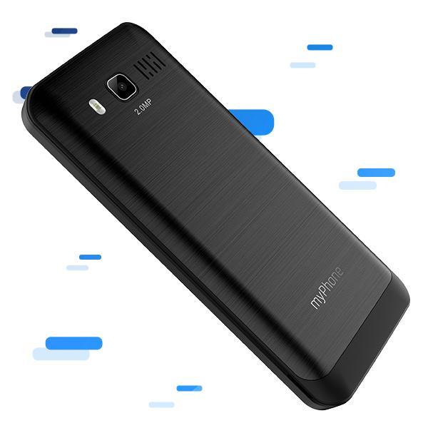 Tlačítkový telefon myPhone Up
