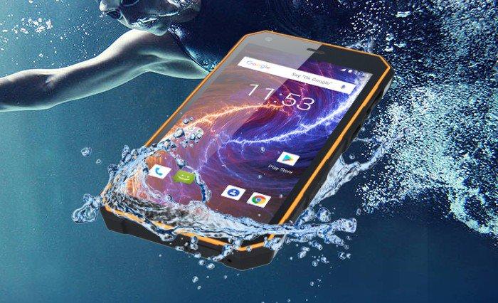 Odolný mobil myPhone Hammer Energy 18x9 LTE