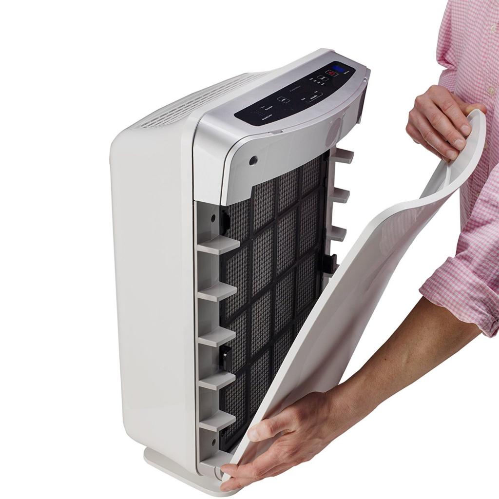 Filter čističky vzduchu