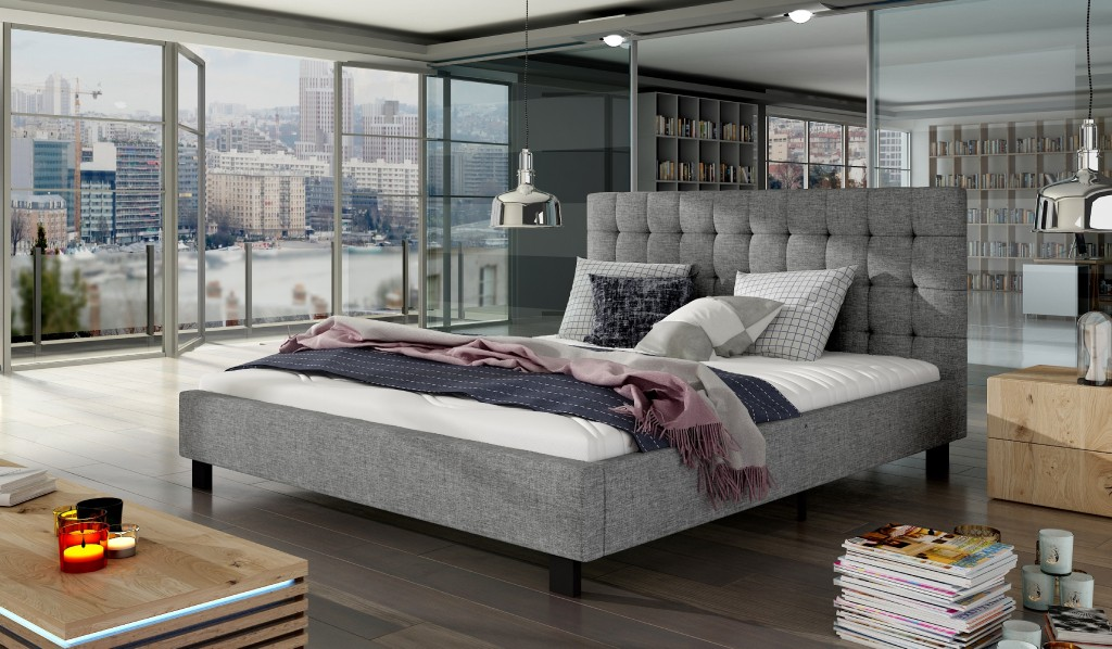 Rozměry postele Paxton