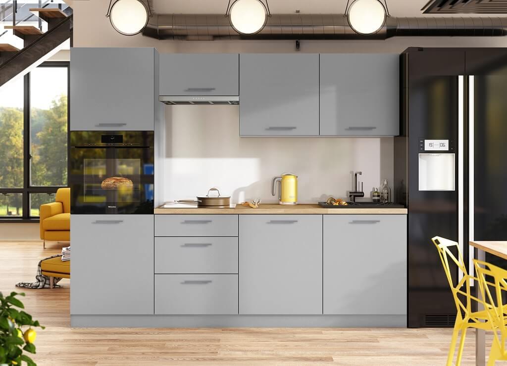 Moderní bloková kuchyně Emilia- 240 cm