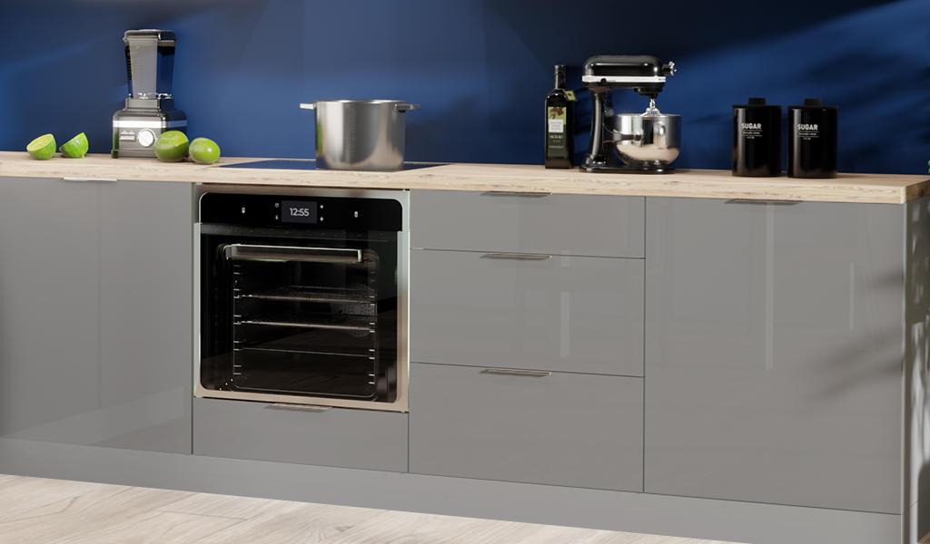 Kuchyňa Jodie - Detail pracovnej dosky
