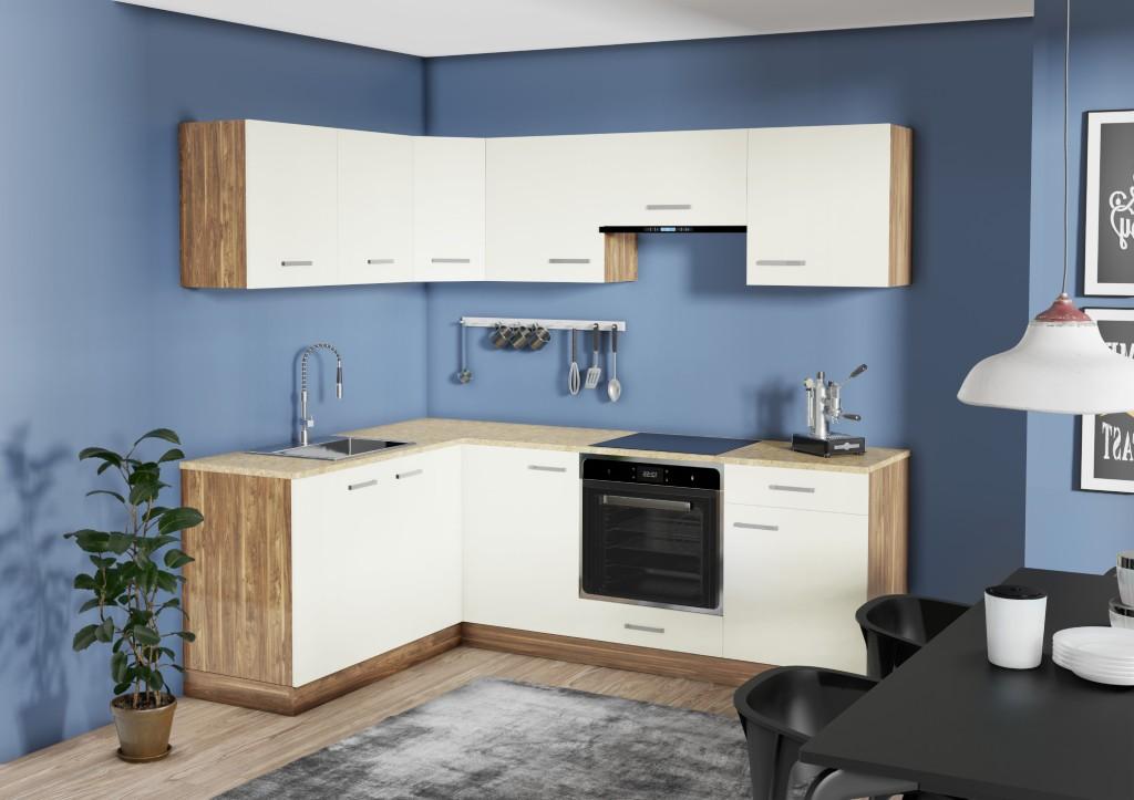 Kuchyně Evelin v interiéru
