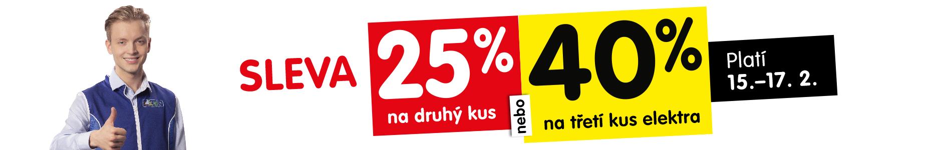 HAPPY DAYS - Nakup elektro se slevou 12 %!