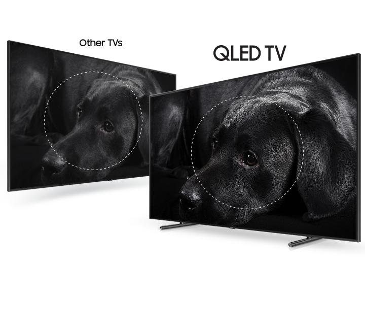 Nepřekonatelná kvalita QLED TV