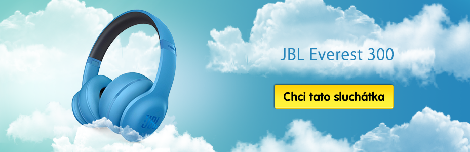 Sluchátka JBL