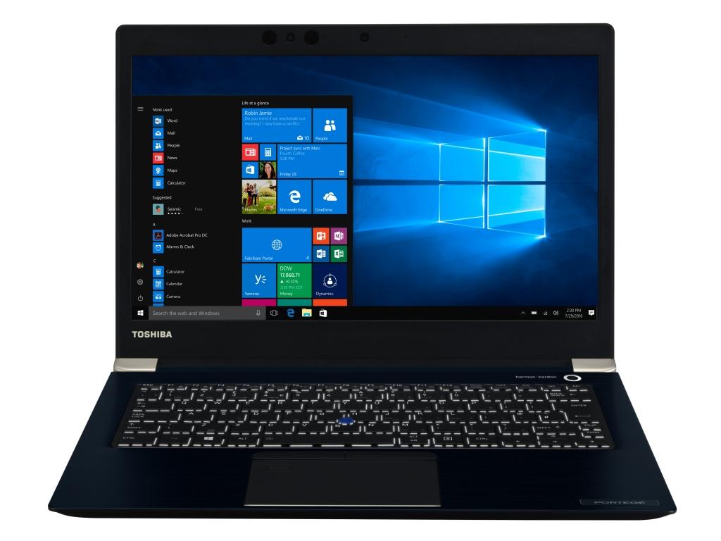 Toshiba notebook