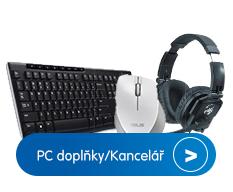 PC doplňky a kancelář
