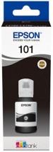 101 EcoTank Black ink bottle, C13T03V14A
