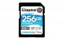 256GB SDXC Kingston U3 V30 170/90MB/s