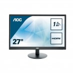 """27"""" LED AOC E2770SH - FHD,HDMI,DVI,rep"""