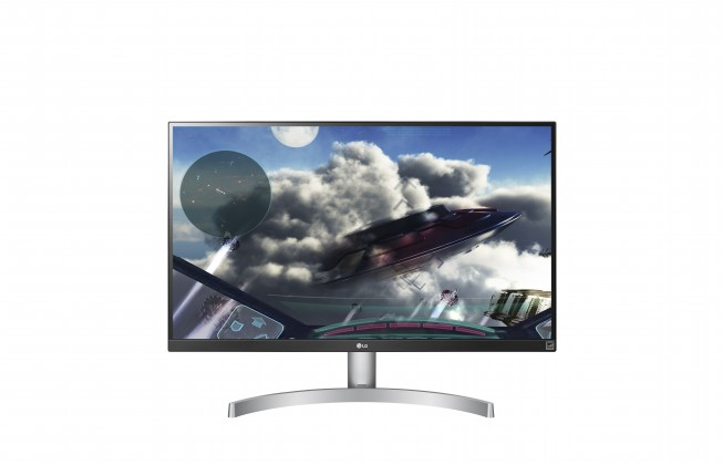 27 LG LED 27UK600 - QHD, IPS, 2x HDMI, DP - 27UK600-W.AEU