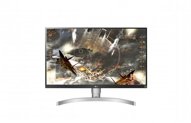 27 LG LED 27UK650 - QHD, IPS, 2x HDMI, DP - 27UK650-W.AEU