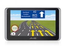 """2v1 Kamera+GPS Mio MiVue Drive 65 6,2"""", 140°, 43 zemí, LM"""