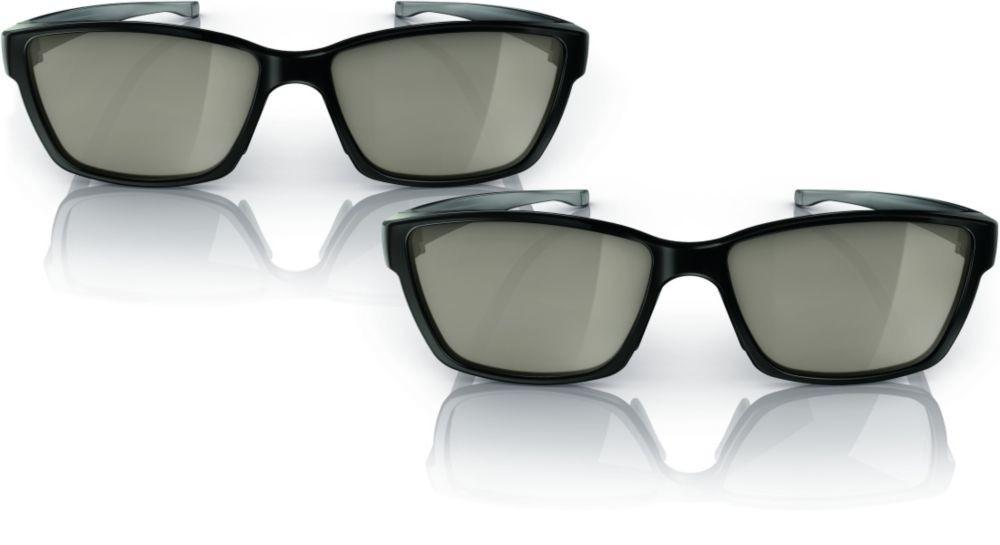 3D brýle Philips PTA417 ROZBALENO
