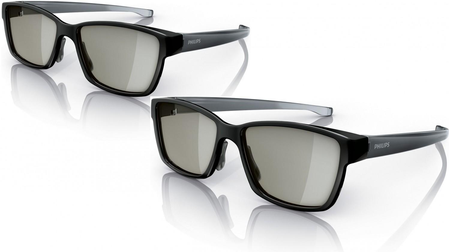 3D brýle Philips PTA417