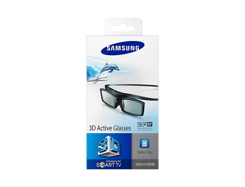 3D brýle Samsung SSG-5100GB 3D brýle