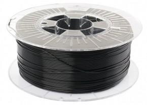 3D filament Spectrum, Premium PET-G, 1,75mm, 80056, deep black