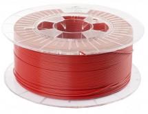 3D filament Spectrum, Premium PLA, 1,75mm, 80114, bloody red