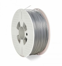 3D filament Verbatim, ABS, 1,75mm, 1000g, 55032, silver