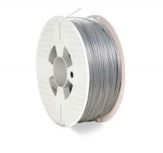 3D filament Verbatim, PLA, 1,75mm, 1000g, 55319, silver