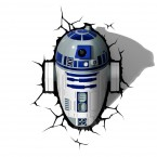 3D LIGHT FX světlo EP7 - Star Wars R2D2