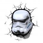 3D LIGHT FX světlo EP7 - Star Wars Storm Trooperova maska