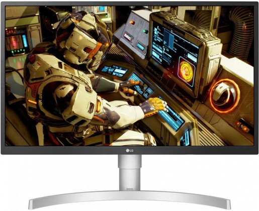 "4K monitor LG 27UL550-W.AEU, 27"", 5 ms, 60 Hz, černá"