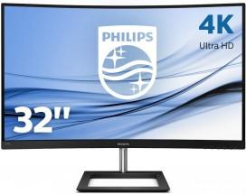"4K monitor Philips 328E1CA, 31,5"", zakřivený, 4 ms, 75 Hz ROZBALE"