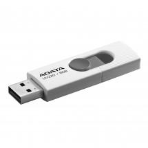 8GB ADATA UV220 USB white/gray