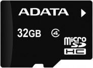 A-Data micro SDHC 32GB class 4 + adaptér