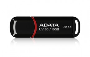 A-Data UV150 16GB, USB 3.0, černý